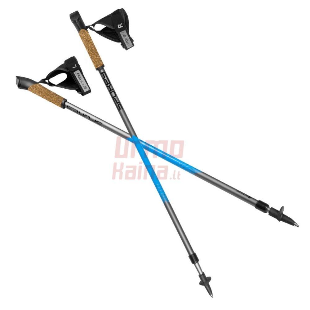 Šiaurietiško ėjimo lazdos su kamštinėmis rankenomis Nordic X2enom, ejimo lazdos kaina, lazdos kaina, siaurietiskas ejimas, siaurietisko ejimo, ejimo lazdos, siaurietiskos lazdos, vaiskciojimo lazdos, siaurieitisko vaiksciojimo lazdos, vaiksciojimo lazdos kaina